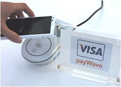 Visa payWave画像