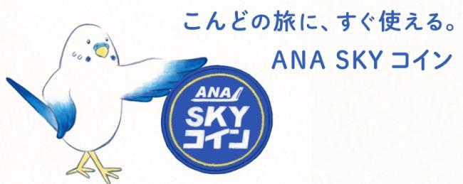 ANA SKYコイン説明画像