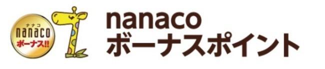 nanacoボーナスポイント説明画像