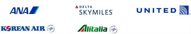 ダイナースグローバルマイレージ対象航空会社一覧