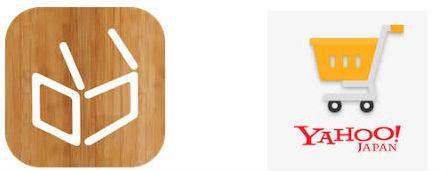 LOHACOとYahoo!ショッピングのロゴ
