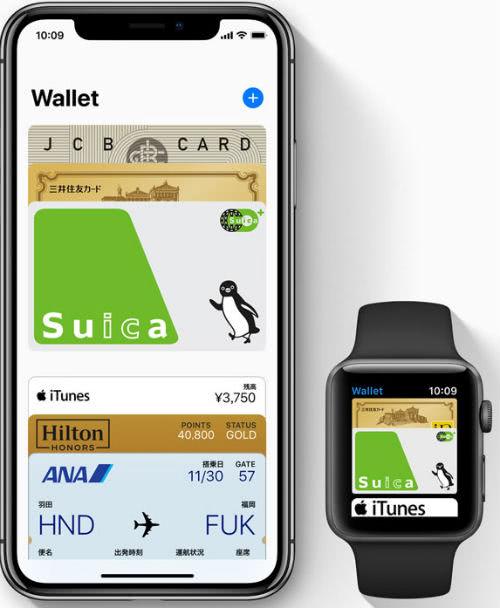 Apple Pay説明画像