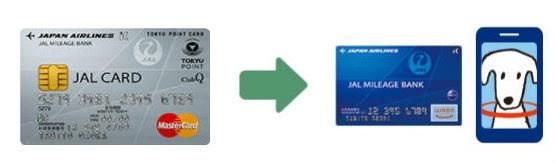 JALカードTOKYU POINT ClubQでチャージ説明画像