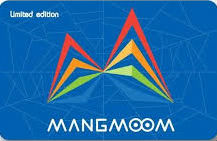 Mangmoonカード
