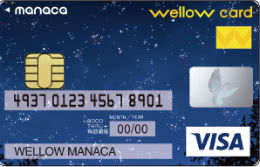 wellow card manaca