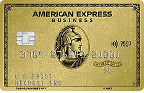 アメリカン・エキスプレス・ビジネス・ゴールドカード