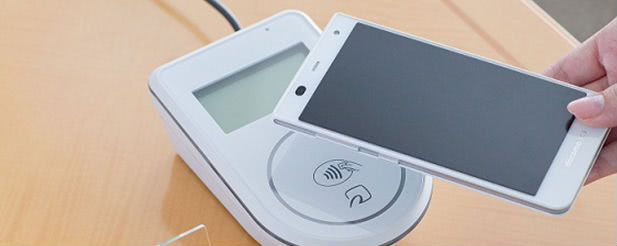 Contactless使い方