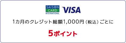 JMBローソンPontaカード通常還元率