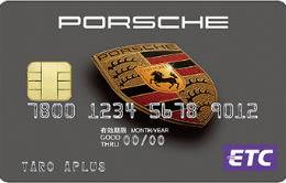 PORSCHE ETC CARD